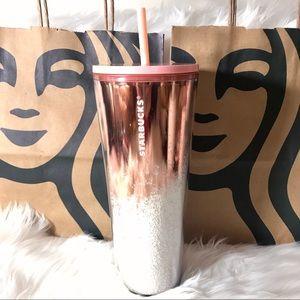Starbucks Holiday Mirror Glitter Tumbler